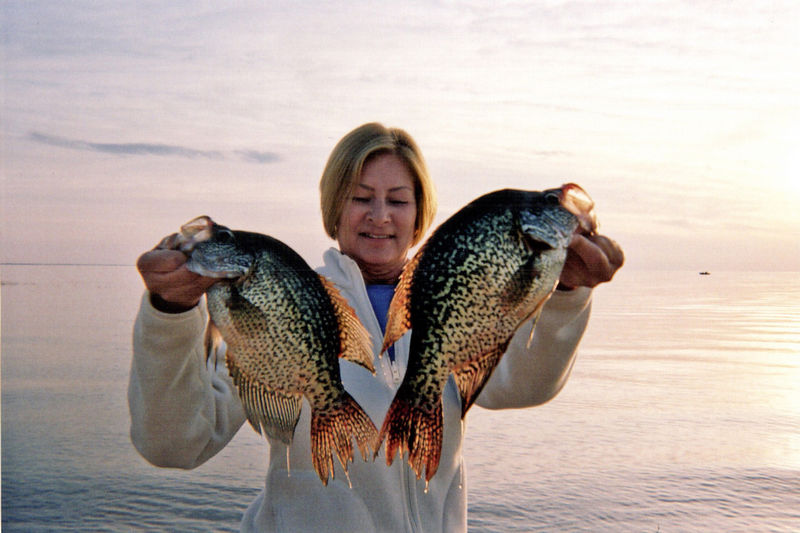 Pam Crappies